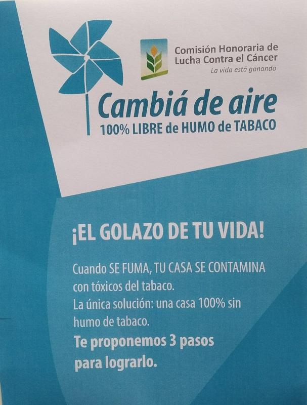 31 de mayo, Día Mundial Sin Humo de Tabaco