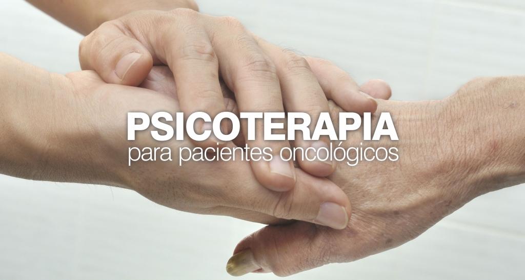 Psicoterapia para pacientes oncológicos