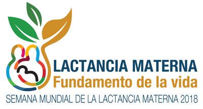 Semana Mundial de la Lactancia Materna 1º al 7 de agosto 2018