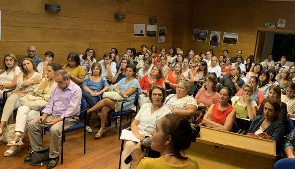 Conferencia Sobre Coronavirus en COMECA.