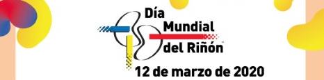 JUEVES 12 DE MARZO  DIA MUNDIAL DEL RIÑÓN 2020