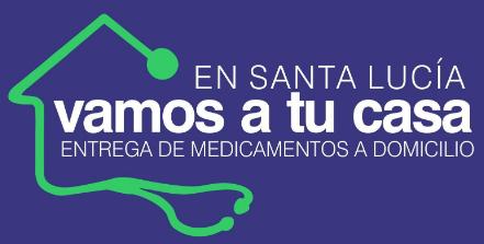 Entrega Medicamentos a Domicilio Santa Lucía