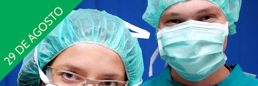 29 de agosto - Día del licenciado en enfermería