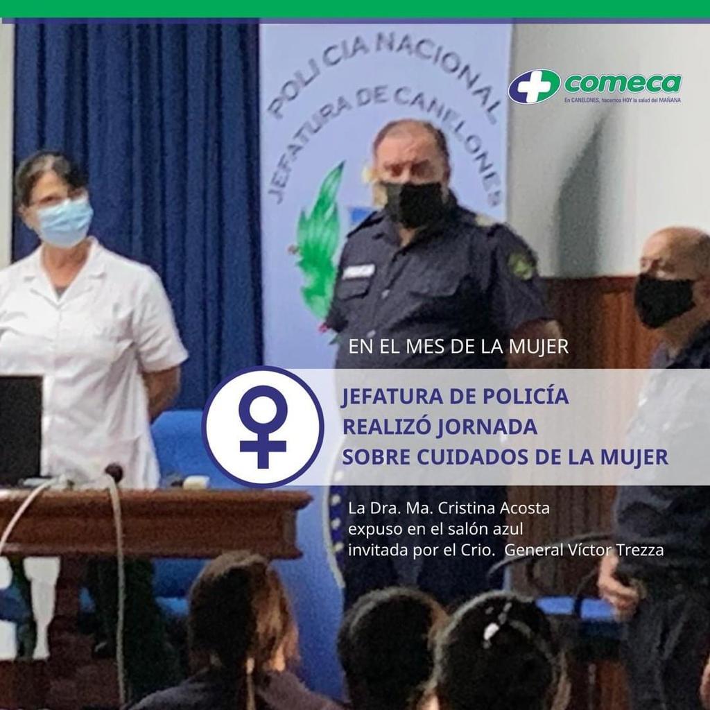 JORNADA SOBRE CUIDADOS DE LA MUJER