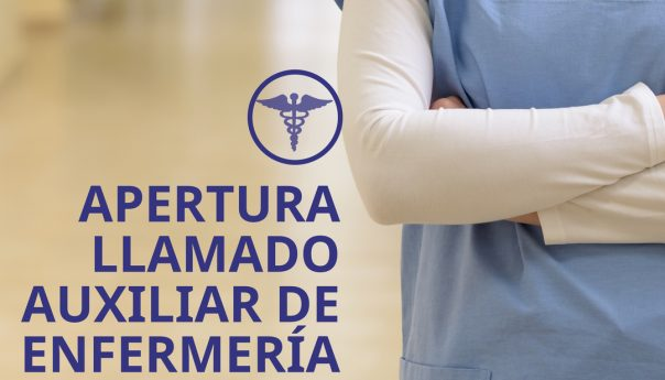 AUXILIAR DE ENFERMERÍA SUPLENTE  COMECA – Policlínica Cuatro Piedras