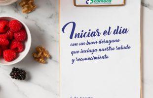 5 de Agosto Día del Licenciado en Nutrición