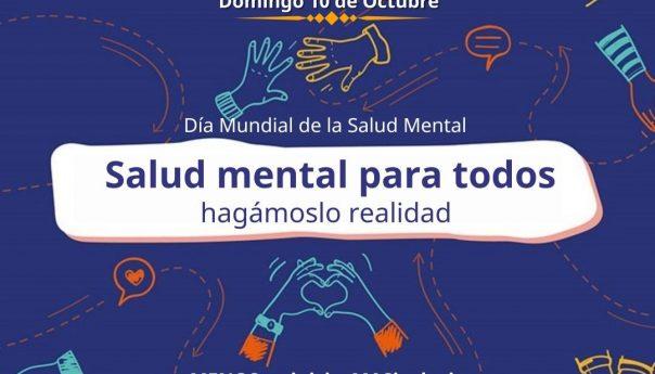 Domingo 10 de octubre Día Mundial de la Salud Mental