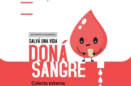 JORNADA DONACIÓN DE SANGRE VONDRAIS